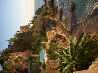 Antalya's Old Town Seaside